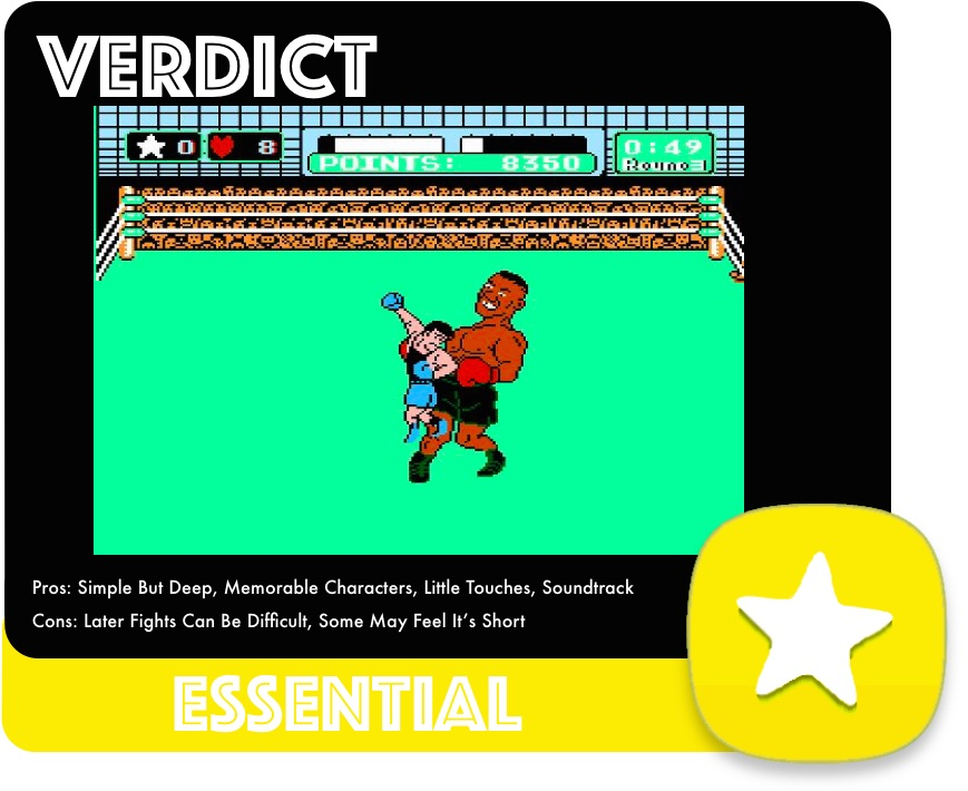 Punch-Out!! Summary