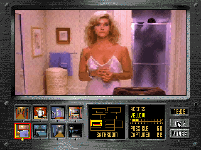 Night Trap Bathroom