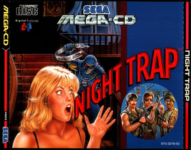 Night Trap Box