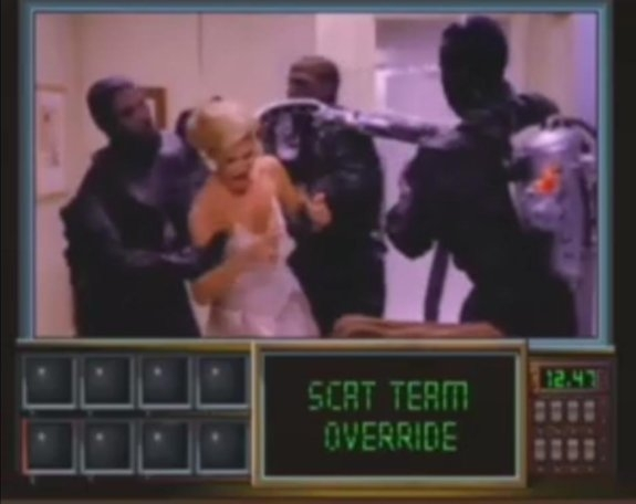 Night Trap Violence