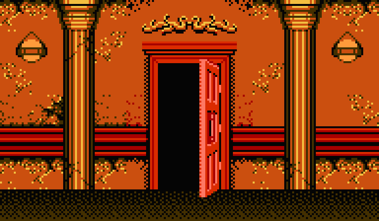 Sweet Home Door