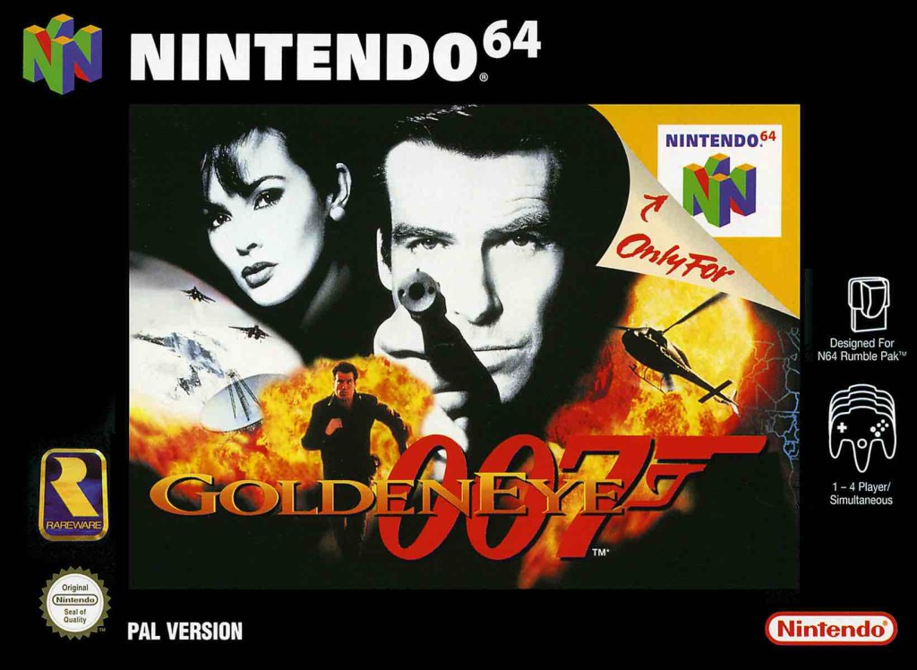 Goldeneye Box