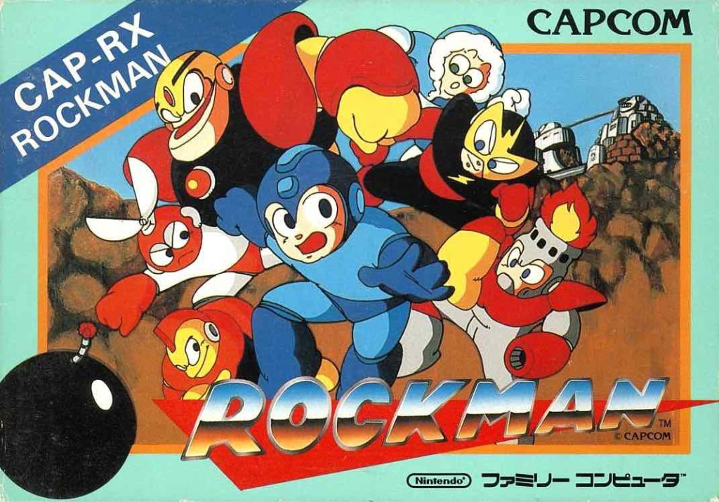 Rockman Cover