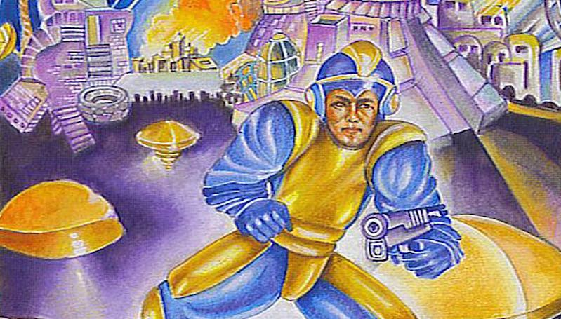 retrovision � the covers of mega man part 2 north america