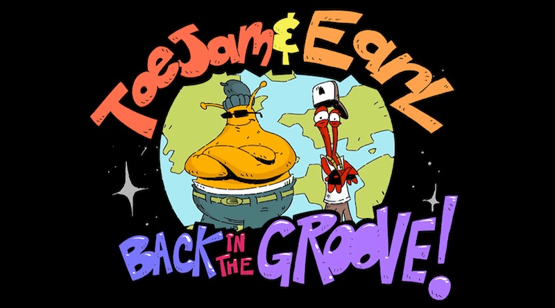 ToeJam & Earl: Back in the Groove Banner