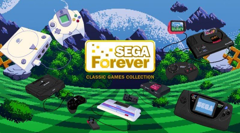 RetroVision – SEGA Doubles Down on Retro Through SEGA Forever