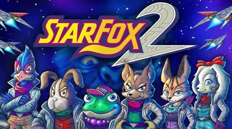 RetroVision – Just How Much Has Star Fox 2 Changed?