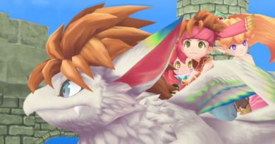News – Square Enix Reveal 3D Secret of Mana Remake