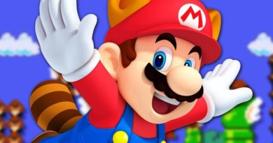 RetroVision – Super Mario isn't actually a Plumber